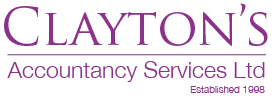 Clayton's Accountants Logo